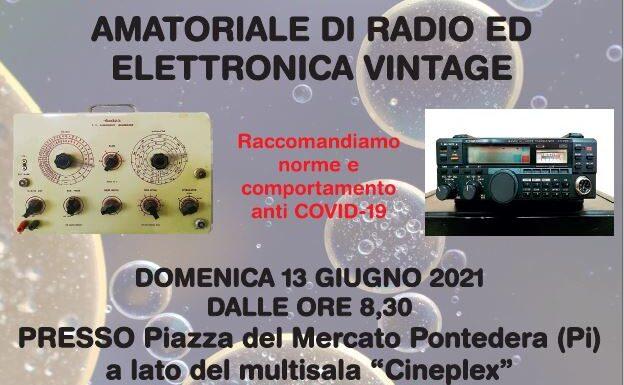 4° Mercatino Scambio Radio Accessori