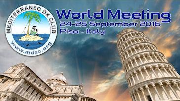 World meeting Mediterraneo DX Club