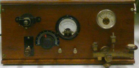 Radiotelegrafo di IW5AOF