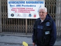 IZ5YMO Claudio alla Festa del Volontariato - 05.01.14.JPG